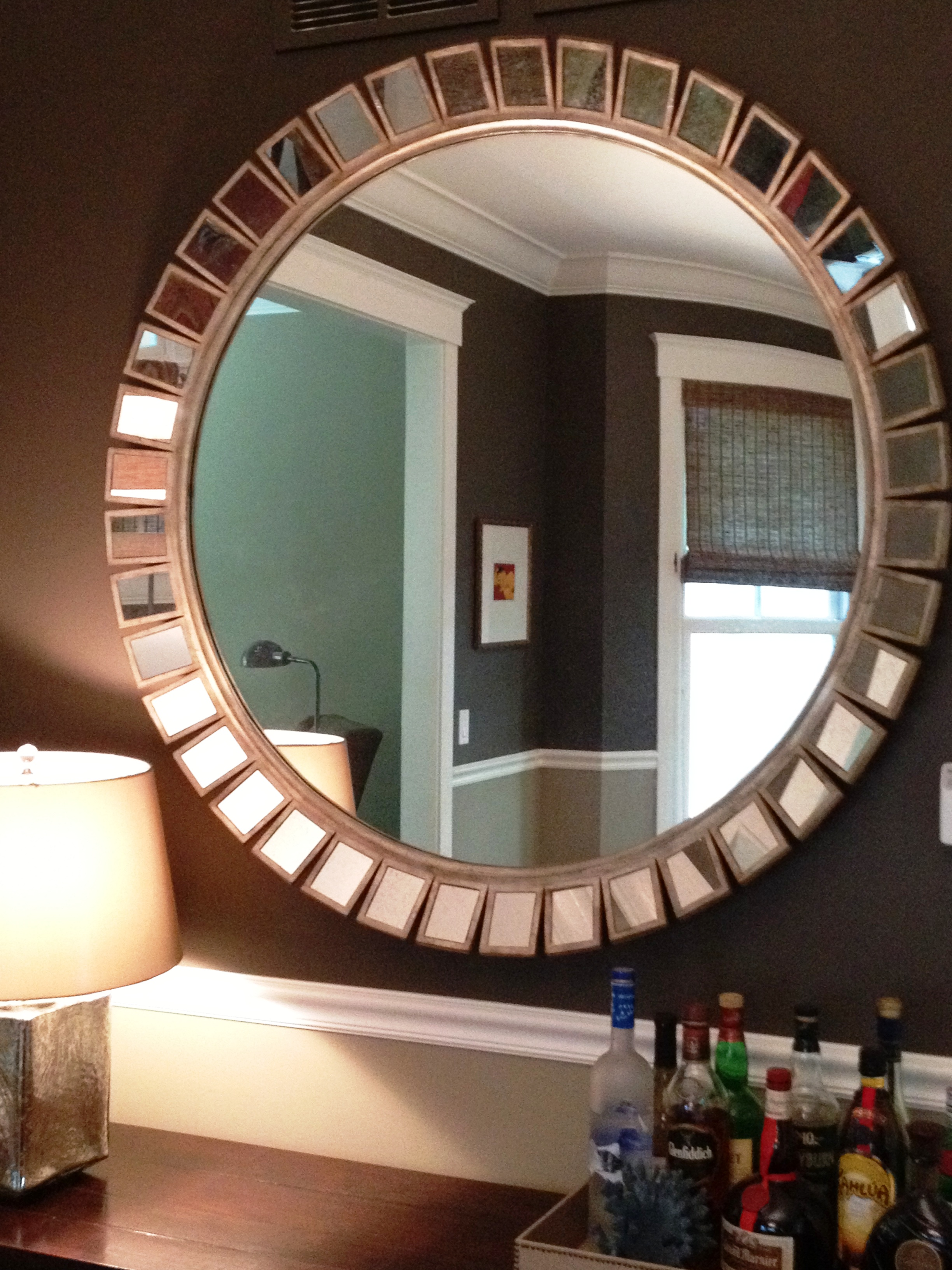 Top 25 best dining room mirrors ideas on pinterest for Dining room mirrors