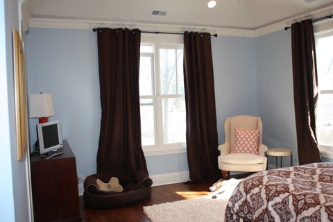 Master bedroom project reveal built ins twoinspiredesign for The master bedroom tessa hadley