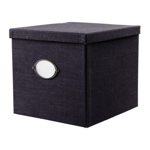 storage bins for expedit twoinspiredesign. Black Bedroom Furniture Sets. Home Design Ideas