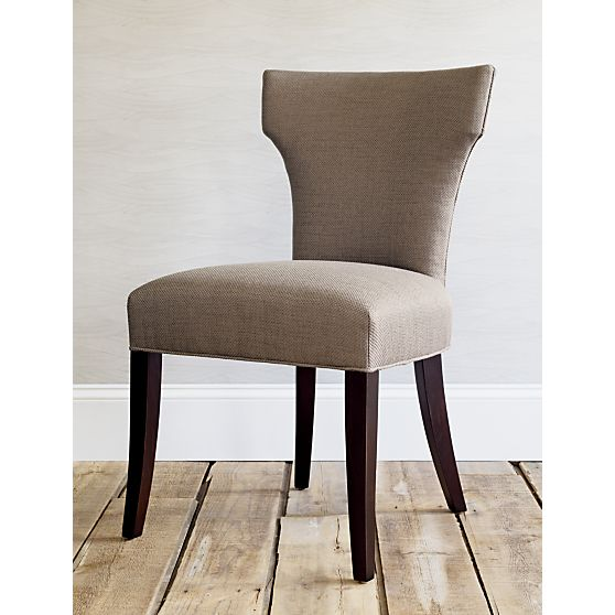 ode to the crate & barrel sasha chair | twoinspiredesign