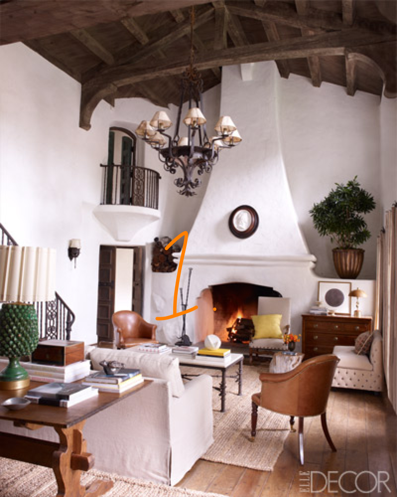 inspiration for a reader39s spanish colonial living room spanish living room