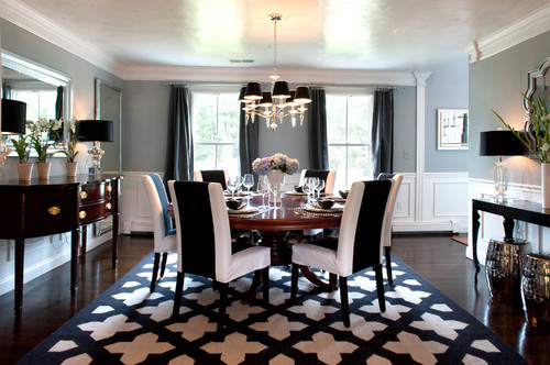 Indoor Outdoor Rugs For The Dining Room