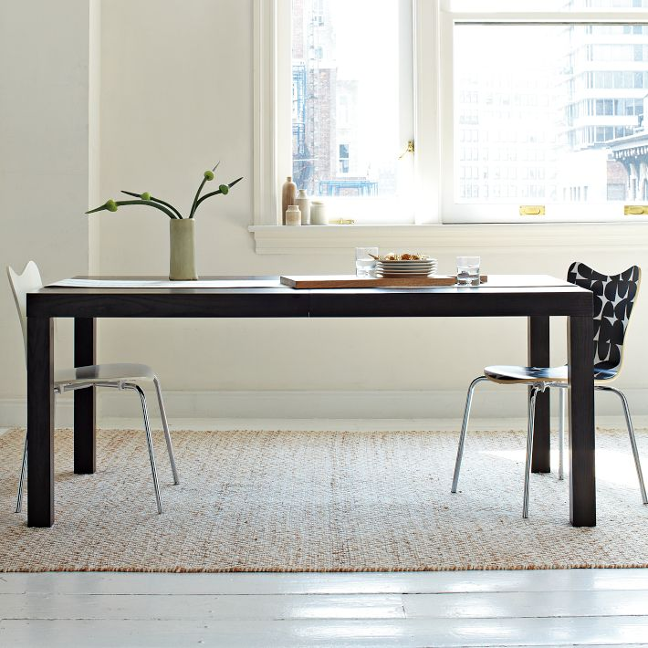 Dining Table West Elm Parsons Dining Table