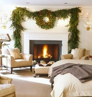 Ideas For Your Christmas Mantels Twoinspiredesign