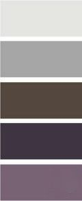 Grey Plum Brown Color Palette Twoinspiredesign
