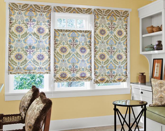 Image Result For Top Down Flat Roman Shades