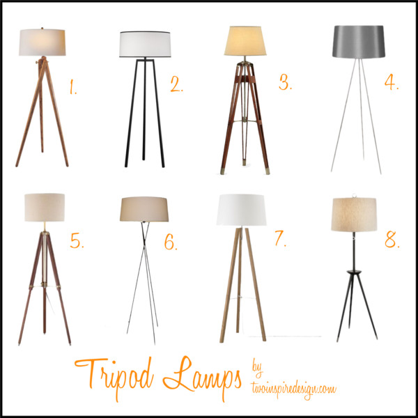Favorite Tripod Lamps