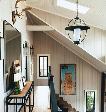 Thom Filicia Lake House an oldie but goodie: thom filicia's lake house   twoinspiredesign