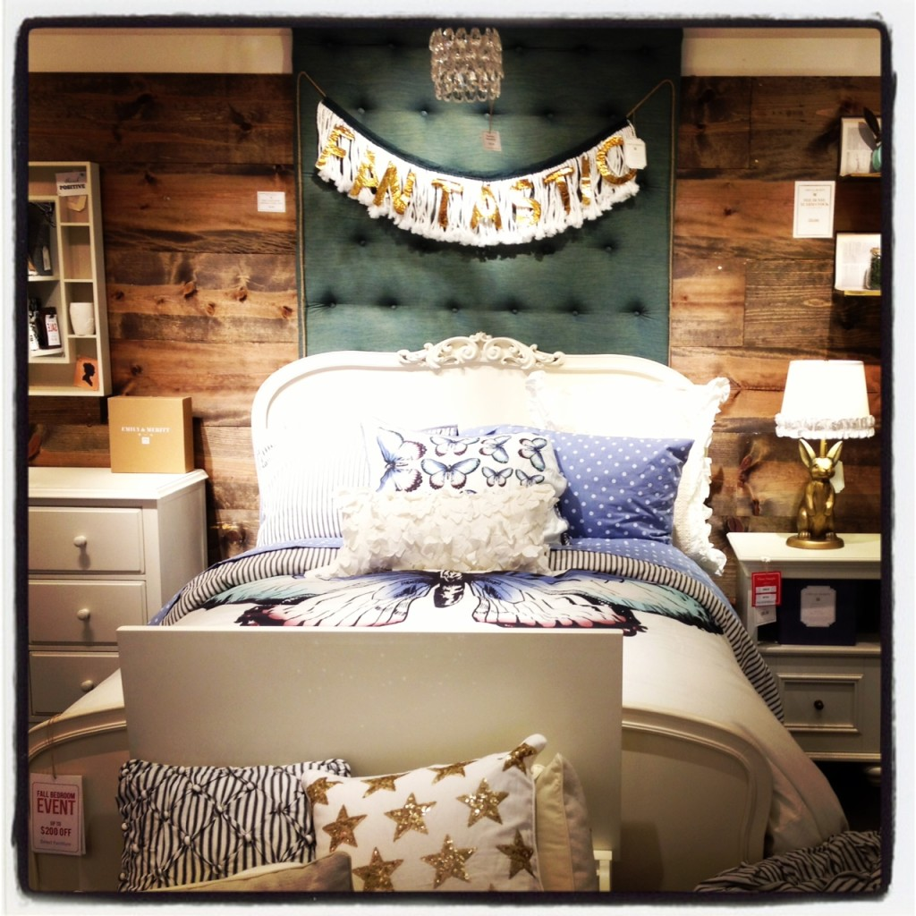 Pottery Barn Teen Emily Merrit Collection twoinspiredesign