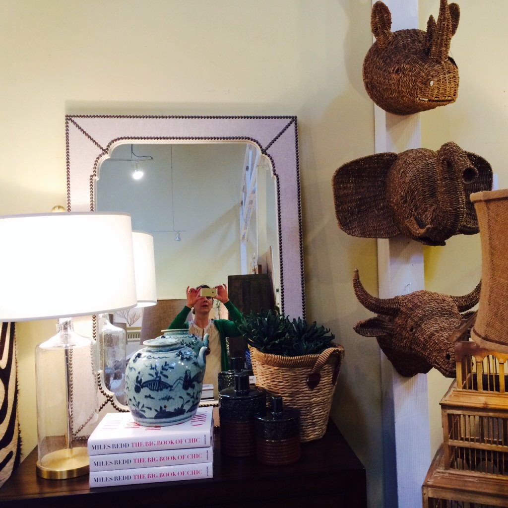 Phoenix Bungalow Woven Animal Heads