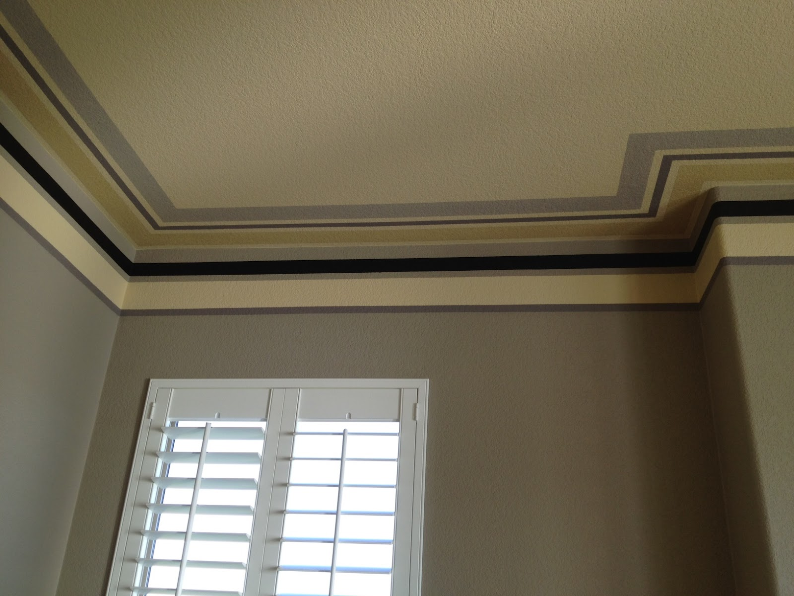 Paint Instead Of Crown Molding